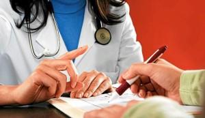 Неверное исправление больничного листа